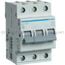 Автоматический выключатель Hager 3P 6kA C-4A 3M