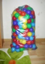 Шарики для сухого бассейна мягкие, 80 мм, 200 шаров.