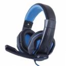 Игровая гарнитура Gemix W-360 Black-Blue