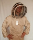 Куртка пчеловода Beekeeper 100% котон с маской Евро