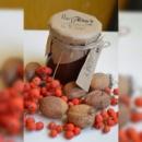Медово-ореховая паста с какао