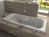 Акриловая ванна Koller Pool Landora 1600х750х420