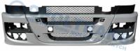 15-07-01-0212 Бампер передний (высокая кабина Space) Iveco Stralis 07-13