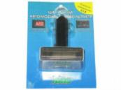 Вольтметр в прикуриватель 12V (3 знака)/выкл