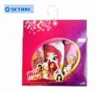 Трусики для девочек набор 3 шт. трусы «Mia and me», бренд «Setino» (Венгрия)