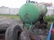 Бочка для перевозки воды МЖТ-8