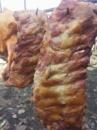копченое свиное ребро