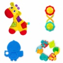 Bright Starts Teething Fun Gift Set Набор Погремушек