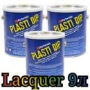 Эластичный ЛАК (Plasti Dip Lacquer) 9л