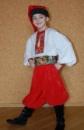 Украинский костюм для мальчика ПРОКАТ