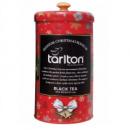 Тарлтон Красный Бархат ЧЕРНЫЙ ЛИСТОВОЙ ЦЕЙЛОНСКИЙ БАЙХОВЫЙ ЧАЙ КУСОЧКИ КЛУБНИКИ TARLTON Premium Christmas Tea