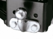 Тягово-сцепное устройство (фаркоп) Opel Movano (задний привод) (2010-...)