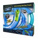 Игровой набор CHARIOTS Speed Pipes Гоночный трек по водопроводным трубам 37 деталей