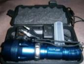 Фонарь подводный POLICE Bailong BL - 8766 Cree XML T6 15000 W