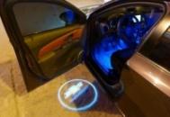 Лазерный проектор марки авто