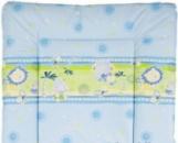 Мягкий пеленальный матрасик (накладка на комод) Baby Point. Разные цвета