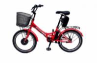 Электровелосипед складной Smart 20