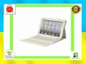 Чехол с Bluetooth клавиатурой для Ipad2 белый