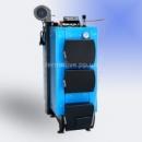 Твердотопливный котел «УкрТермо» серия 100, 12 кВт (автоматика и вентилятор в комплекте)
