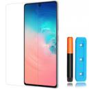 Защитное 3D стекло Mocolo с УФ лампой для Samsung Galaxy S20 Прозрачное