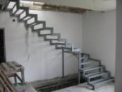 Лестница металлическая (лм-4)