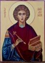 Икона великомученика Пантелеймона целителя