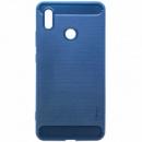 TPU чехол iPaky Slim Series для Huawei Honor Note 10 Синий