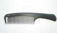 Расческа для стрижки волос карбонная EAGLE FORTRES