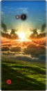 Чехол «Солнце»