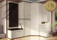 Модульная программа мебели для прихожей «Оскар- 7 А Модена » НОВИНКА