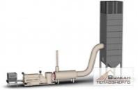 Зерносушилка ДСП, ЗСШ, М на твердом топливе (дровах, соломе, пеллете, щепе)