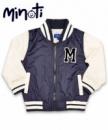 Курточка ветровка бомберка американка, бренд «Minoti» (Англия)