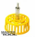 Циркуль для резки плитки с защитной решеткой-опорой 20-100 мм MasterTool 80-3081