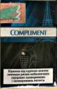сигареты Комплимент синий мрц 26.20(COMPLIMENT BLUE KING SIZE)