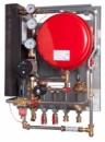 Тепловые пункты - с независимым отоплением и закрытым ГВС Danfoss Termix VVX