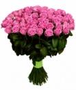 Букет Роза «Аква» (59 шт.)