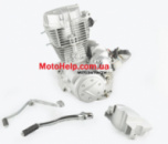 Двигатель без баланс вал 200cc \CG200 \163FML\ EVO