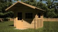 Дачные домики из дерева Кривой Рог купить недорого