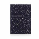 Обложка для паспорта «Созвездия»