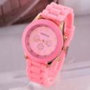 Часы женские GENEVA Jelly Wrist Watch