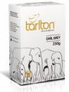 Чай черный Тарлтон Ерл Грей 250г Tarlton tea Earl Grey c бергамотом