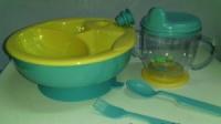 Набор посуды тренировочный BabyOno 6+