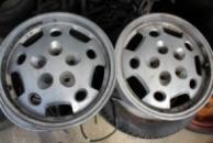 литые диски Р15/5 болтов