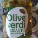 Оливки крупные без косточки, 540 грамм, Италия