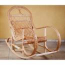 Кресло качалка плетеное из лозы «Королевское»