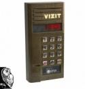 Блок вызова домофона Vizit БВД-343R