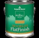 Акриловая фасадная краска Regal® Select Exterior Paint — MoorLife® Flat Finish 0,946 л