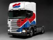 Лобовое стекло Scania R series 4