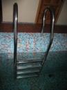 Лестница для бассейна, купели Mixta 5 ступеней