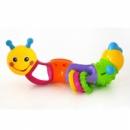 Игрушка-погремушка «Веселая гусеница» Джой Той (Joy Toy)